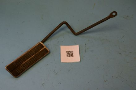 Early Corvette C3 Gas Throttle Pedal, Used Fair